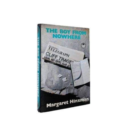 The Boy From Nowhere by Margaret Hinxman First Edition The Crime Club Collins 1985